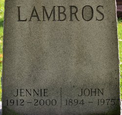 John Lambros
