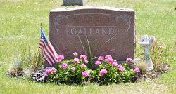 "John Bernard ""Teddy"" Galland"