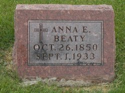Anna Elizabeth <I>Metcalf</I> Beaty