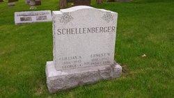 """Violett Anna """"Violet"""" <I>Heine</I> Schellenberger"""
