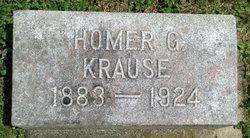 Homer Gustavus Krause