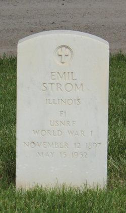Emil Strom