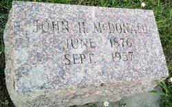 John H. McDonald