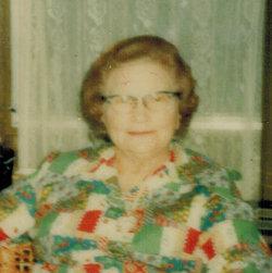 Minnie M Gatchell