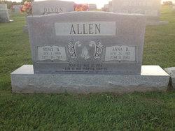 Anna Lou <I>Bailey</I> Allen