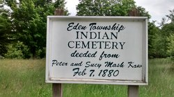 Eden Township Old Indian Cemetery