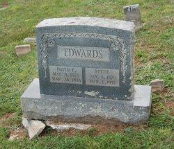 David E Edwards