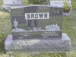 Theresa Birchenough Brown
