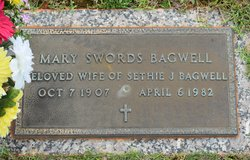 Mary Louise <I>Swords</I> Bagwell