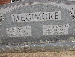 James Pinkney Mecimore