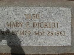 Mary Elizabeth Dickert