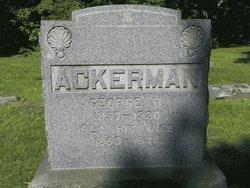 Ola <I>Servis</I> Ackerman