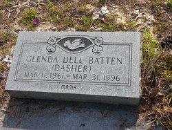 Glenda Dell <I>Dasher</I> Batten