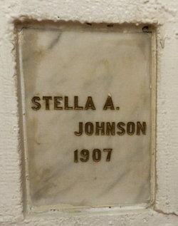 Stella A Johnson
