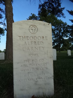 Theodore Alfred Carney