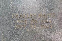 Charles Hayes