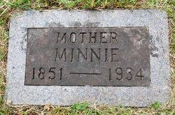 Minnie <I>Groskreutz</I> Spreeman