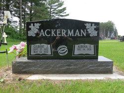 "Gilbert Jerome ""Gil"" Ackerman"