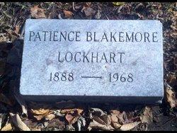 Patience Blakemore Lockhart