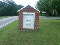 Greenpond Baptist Church Cemetery