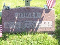 Betty I. <I>Princing</I> Huber