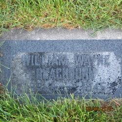 William Wayne Blackburn