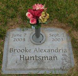 Brooke Alexandria Huntsman