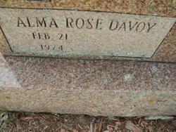 """Alma Rose """"Rosie"""" <I>Davoy</I> Boshart"""