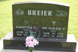 """Dr Harald P. """"Doc"""" Breier"""