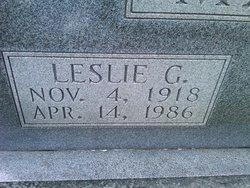 Leslie Gold Mahan
