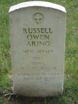 Russell Owen Aring