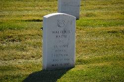 Walter Lee Baum