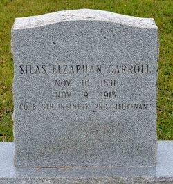 Silas Elzaphan Carroll