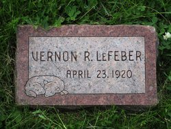 Vernon Raymond LeFeber