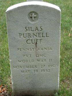 Silas Purnell Cuff