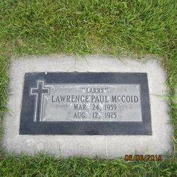 """Lawrence Paul """"Larry"""" McCoid"""