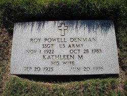 Roy Powell Denman