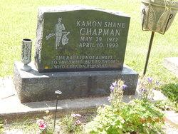 Kamon Shane Chapman