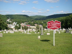 Saint Brigid Cemetery