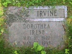 Dorothea Irene Irvine