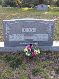 Katie Joe <I>Brown</I> Cox