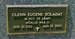 """Glenn Eugene """"Doc"""" Soladay"""