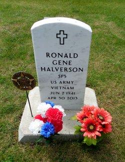 Ronald Gene Halverson