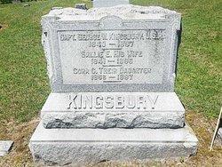 Capt George Washington Kingsbury