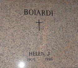Helen J <I>Wroblewski</I> Boiardi