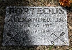 Alexander Porteous