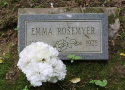 Emma Louisa <I>Springer</I> Rosemyer