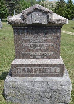 """Euphemia """"Effie"""" Campbell"""