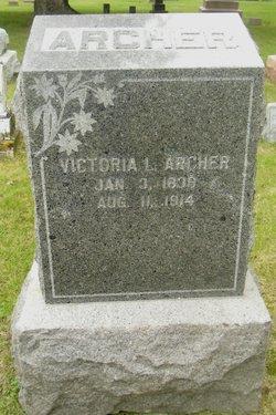 Victoria L Archer