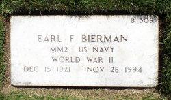Earl Frank Bierman